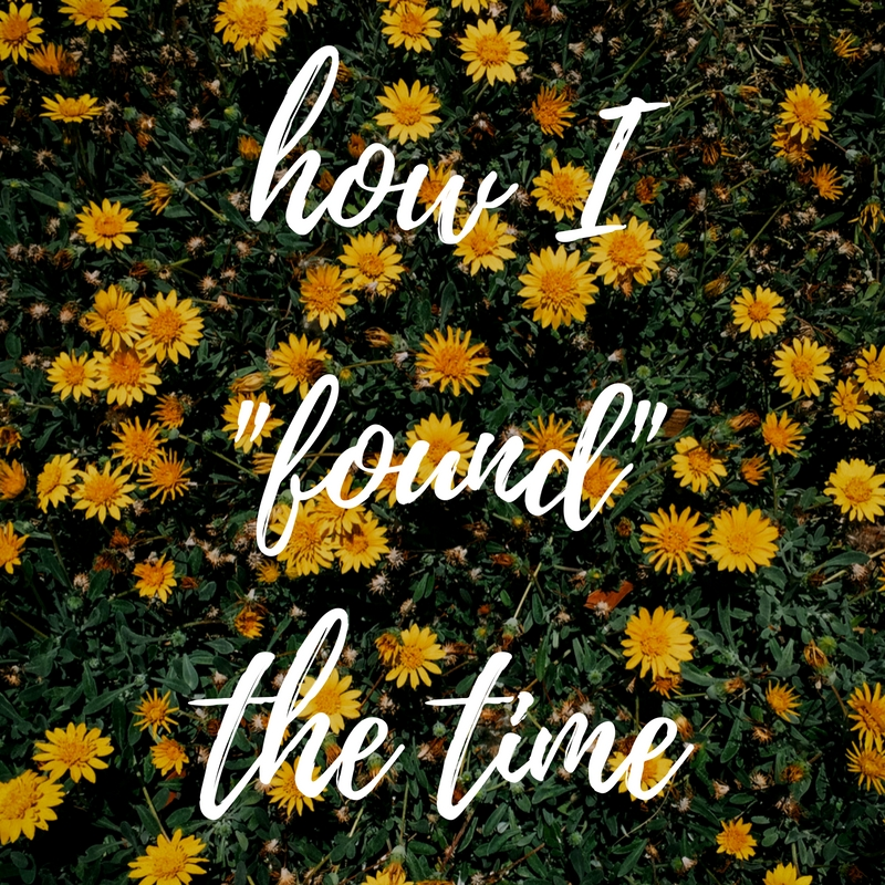 you-do-have-time