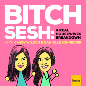 When my husband asks what I'm laughing about while putting laundry away, it's always Bitch Sesh. If you watch Real Housewives, you need to be listening to Bitch Sesh. Thank you Jenn for giving me this gem.