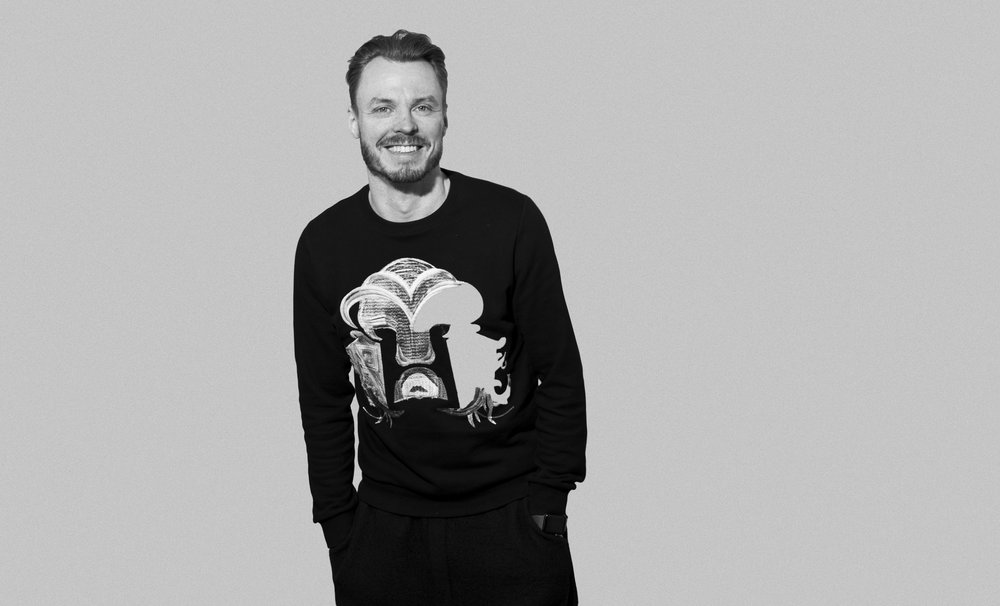 Jukka Immonen  Founder & Creative Director