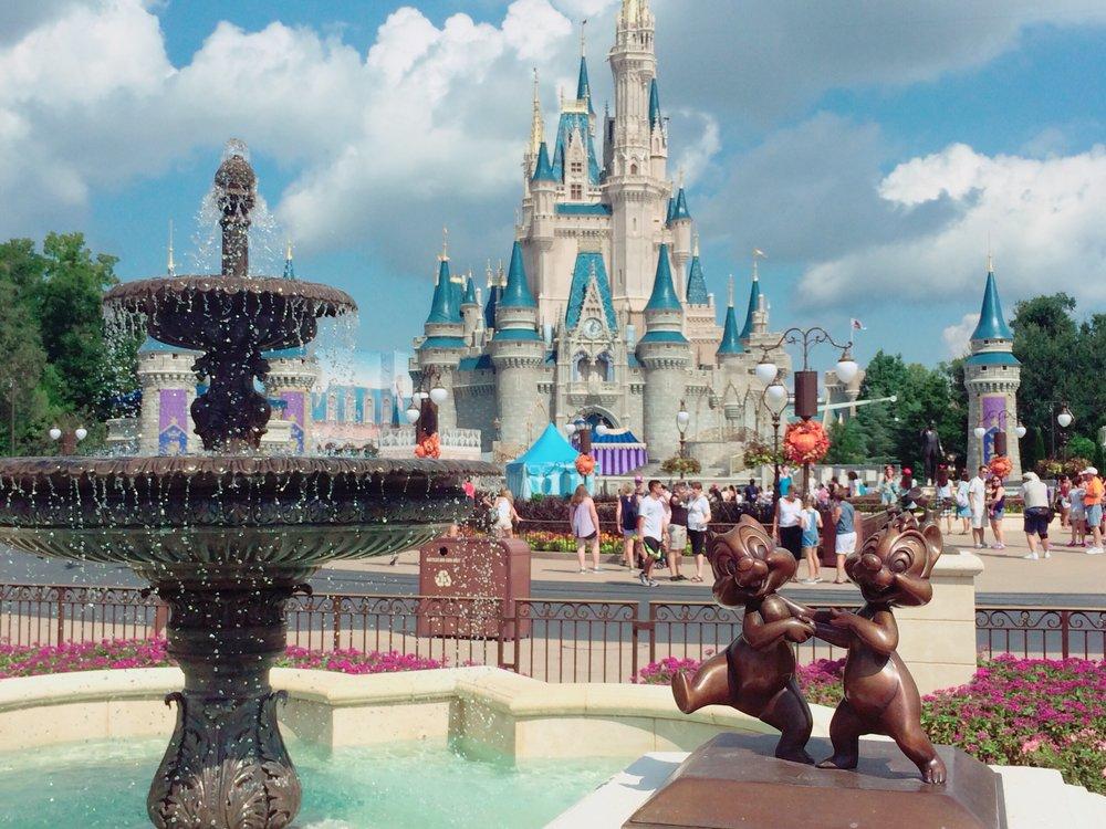 Fall 2015 at Disney World