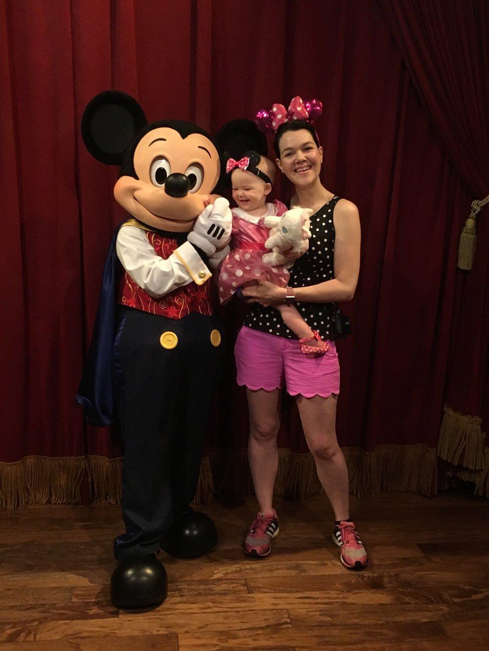Spring at Disney World 2017
