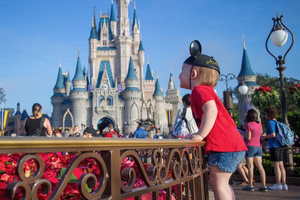 1st family Disney trip! 2017