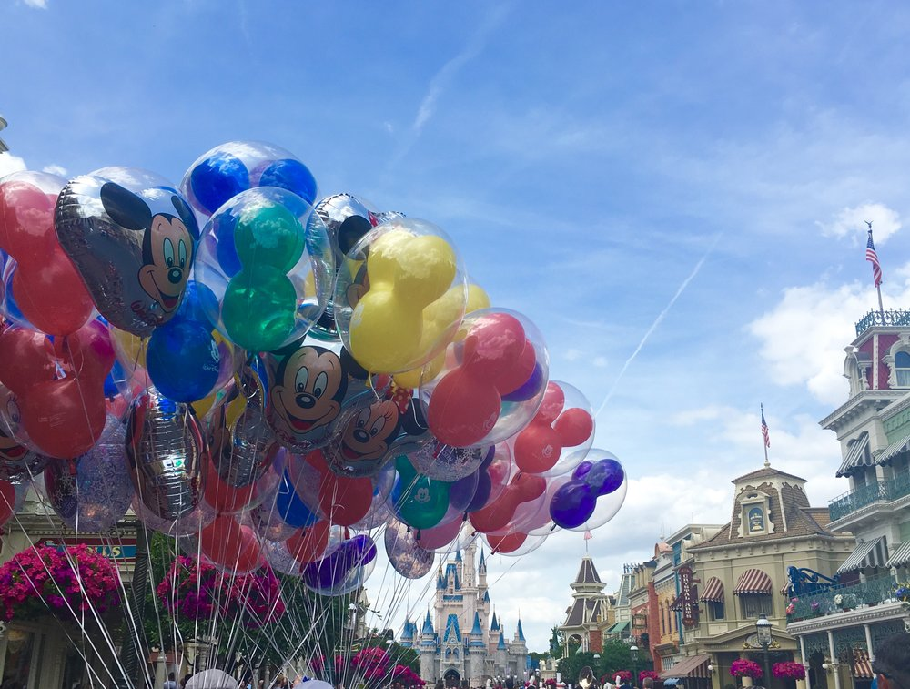 Dreaming of Disney -