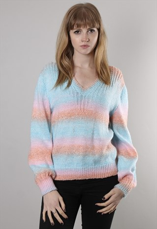 1980s Ombre Sweater @ ASOS Marketplace