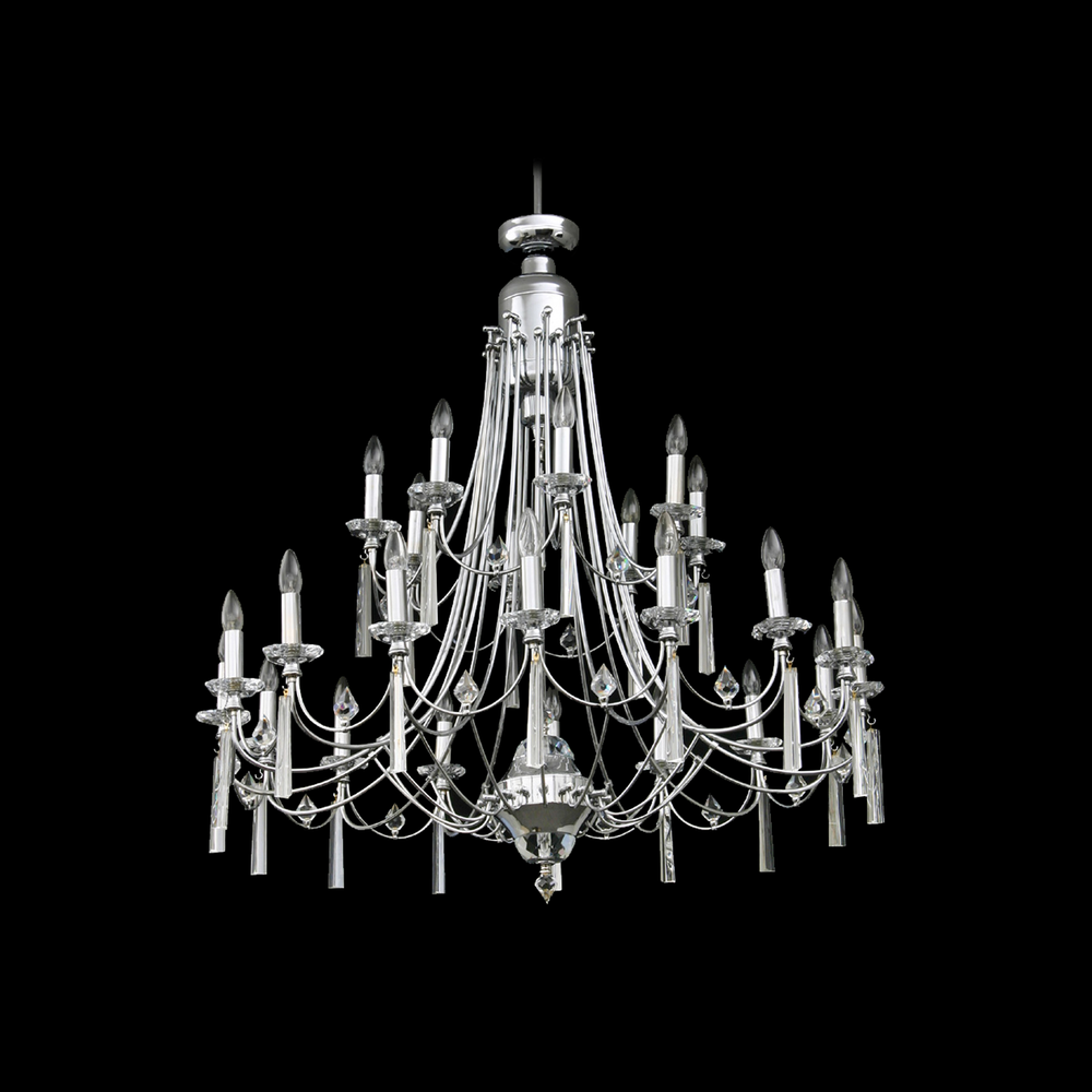 Modern Czech Chandelier - MAD