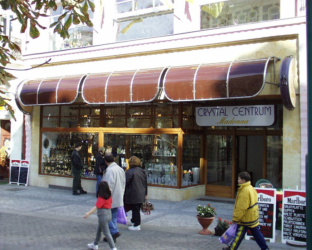 Madonna Crystal Centrum Karlovy Vary