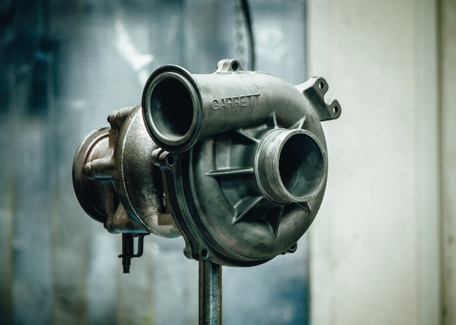 Turbochargers -