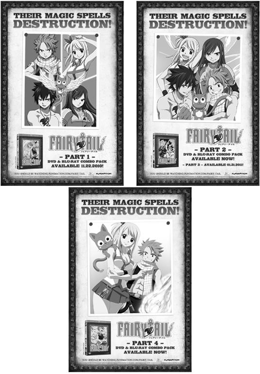 Kodansha Manga Ad Campaign
