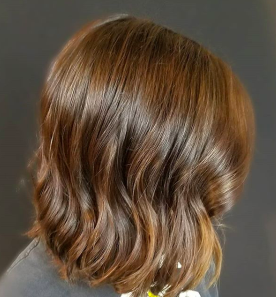 Face Framing Highlight - New to highlights? This is a great introduction to highlights without the commitment to maintenance. Brightens your face and adds a subtle dimension. Includes a toner and 30min classic blowout.Add an iron beach curl or smooth with a flat iron 15min $15Starting at $90Training Service $50