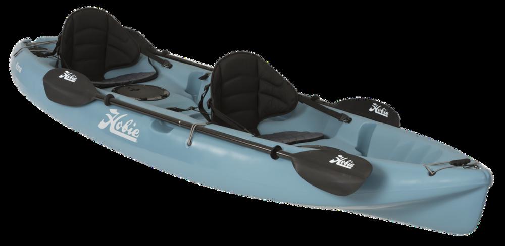 Kona   The Hobie Kona is a classic crossover paddle kayak.