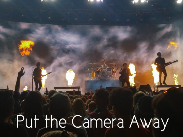Fall Out Boy at Molson Canadian Amphitheatre – June 17, 2015