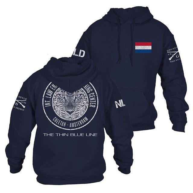 "Winter is coming ❄️ Nu beschikbaar ""THE THIN BLUE LINE"" hoodies 🇳🇱 bestel hem vandaag nog, op = op. Support het blauw ⚫️🔵⚫️ @warriorapparelamsterdam  #warriorapparel #nederland #amsterdam #denhaag #instapolitie #newamsterdam #sportschool #gruntstyle #hoodies #haarlem #dinsdag #fashion #kleding #waakzaam #politieamsterdam #lifting #sneeuw #politie #valhalla #kleuren #winteriscoming #snow #vikings #thinblueline #thinbluelinesfinest #alkmaar #hoodies #blauw #lawenforcement #gop #wintersport"