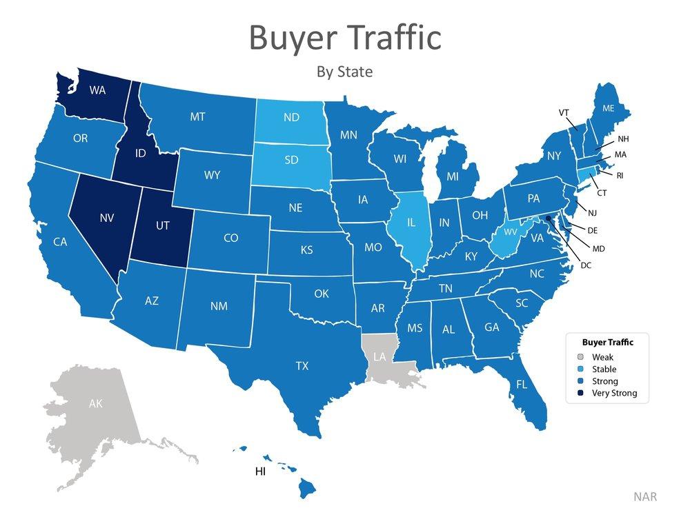 Buyer Traffic Graph