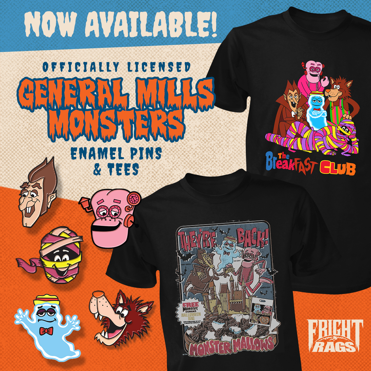 It's Officially Fall And Fright Rags Has A Full Line Up Of
