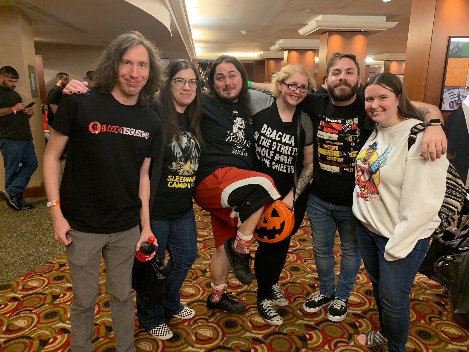 Texas Frightmare: The Horror Con You Need To Attend — Ghastly Grinning