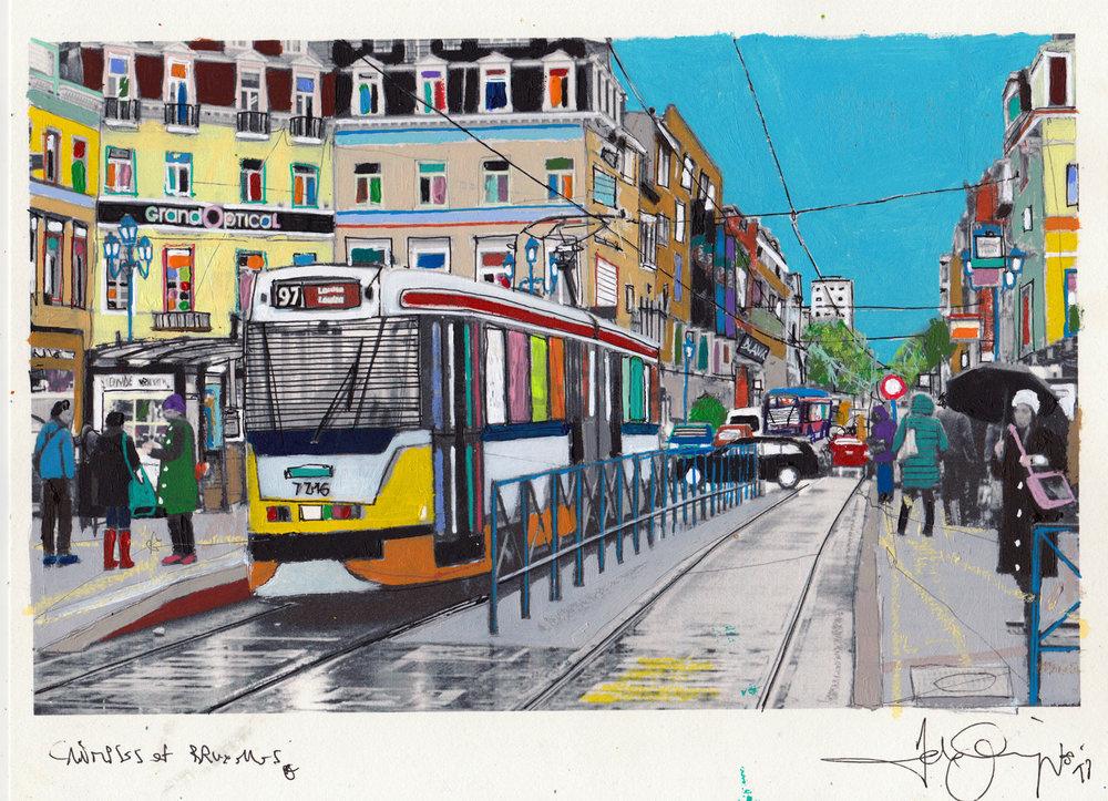 Glimpses of Bruxelles - 295€
