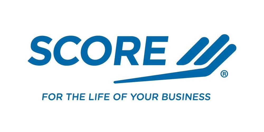 SCORE Logo 2015-R-Tagline