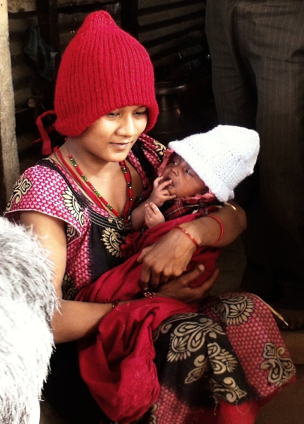 WMT Nepal Charity - Woman and Child.jpg