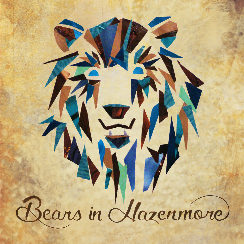 2014 Bears in Hazenmore EP Front Cover.jpg