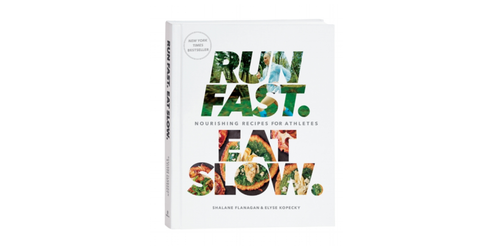1. Run Fast, Eat Slow   - For all of my athletes but especially my endurance athletes, this is a great cookbook! Written by Shalane Flanagan (winner of the 2017 New York City Marathon) and Else Kopecky, Run Fast, Eat Slow is filled with delicious, good for you food that makes sure you won't bonk!