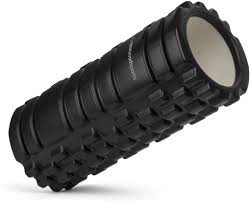 4. Foam Roller - Foam rolling has become the way to loosen up tight tissue. Yes, I still recommend stretching but I also teach my clients how to foam roll. This roller from The Grid is durable and strong.
