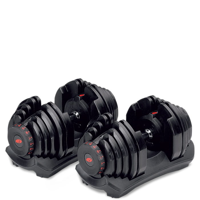 9. Bowflex Adjustable Dumbbells - Okay, these are expensive but for the person on your list with a home gym, they are the best! These dumbbells can go from 10 to 90lbs in 5lb increments offering tons of versatility for upper and lower body weight training and they take up very little space.