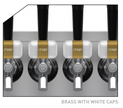 Simply attaches to your existing taps...
