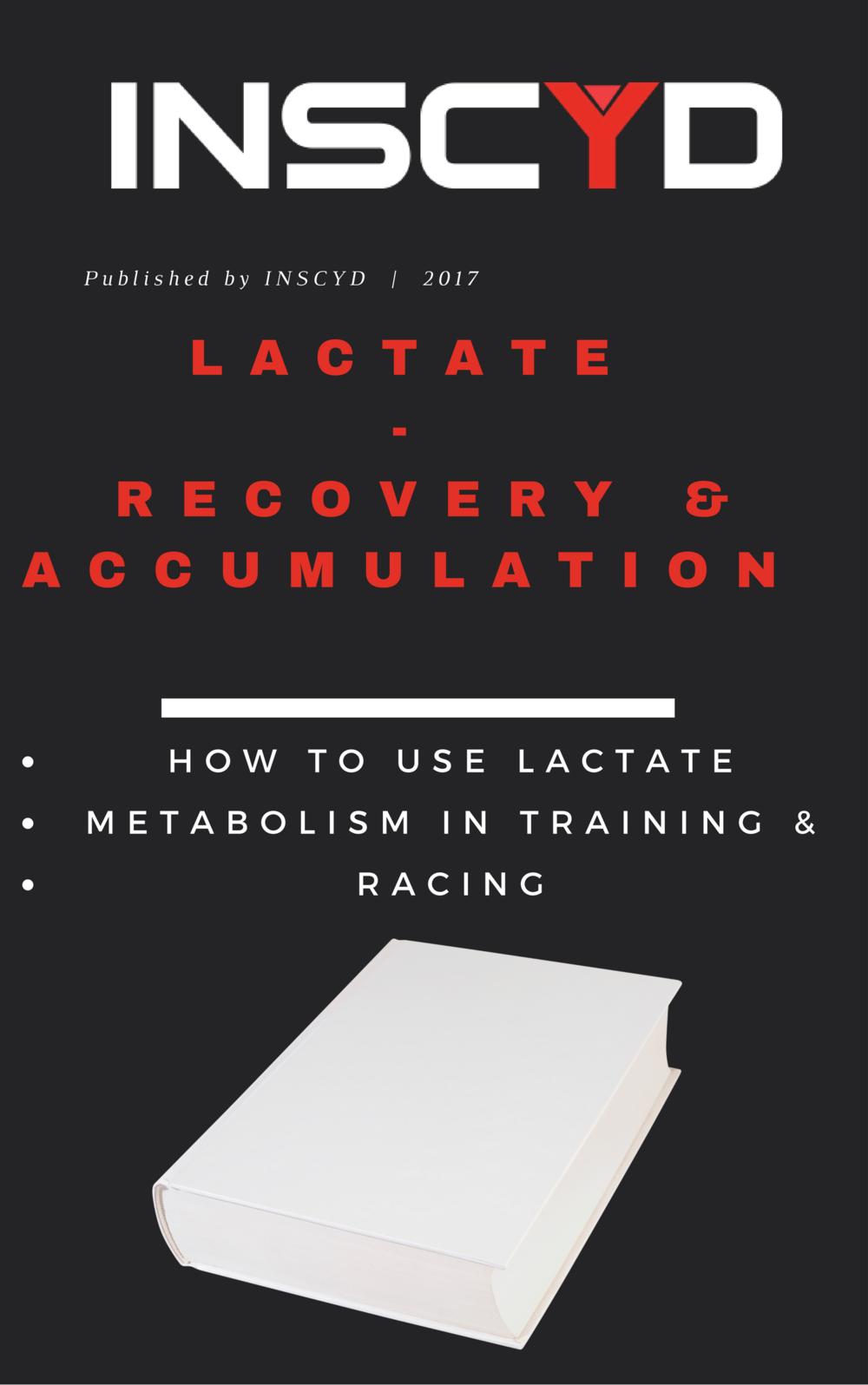 Whitepaper lactate metabolism