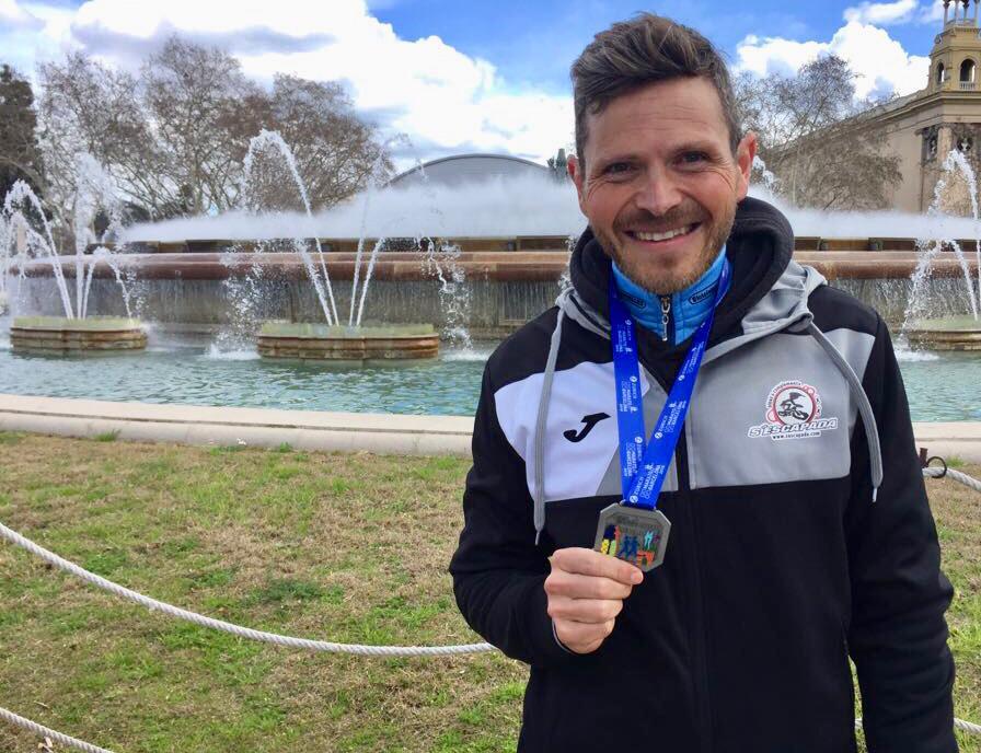 Bernat after his sub-3h Marathon success