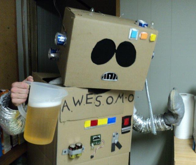 drunk-robot