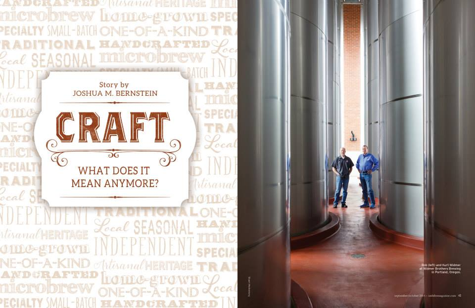 Craft Beer_Imbibe Magazine