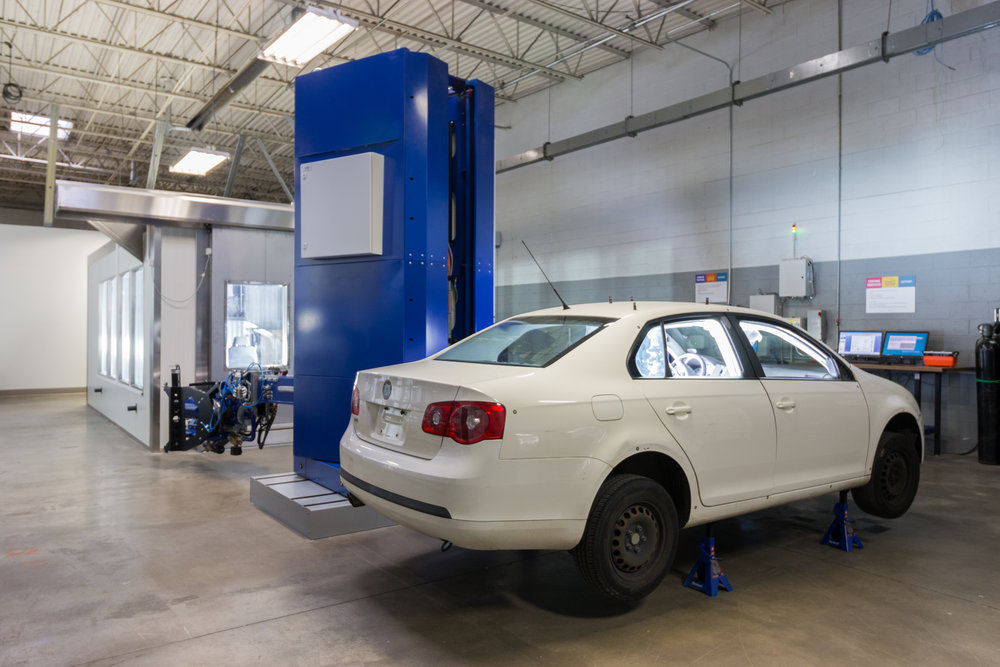 The Wixom Passive Safety Center will provide high quality engineering services for all passive safety related challenges facing the automotive industry.