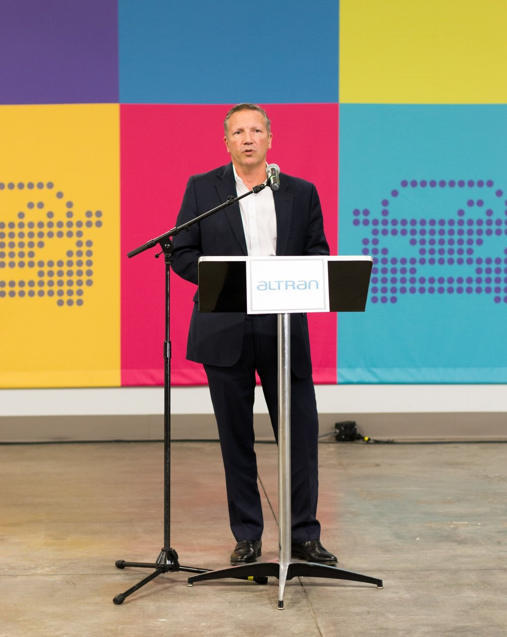 Rob Vatter, CEO, Altran NA