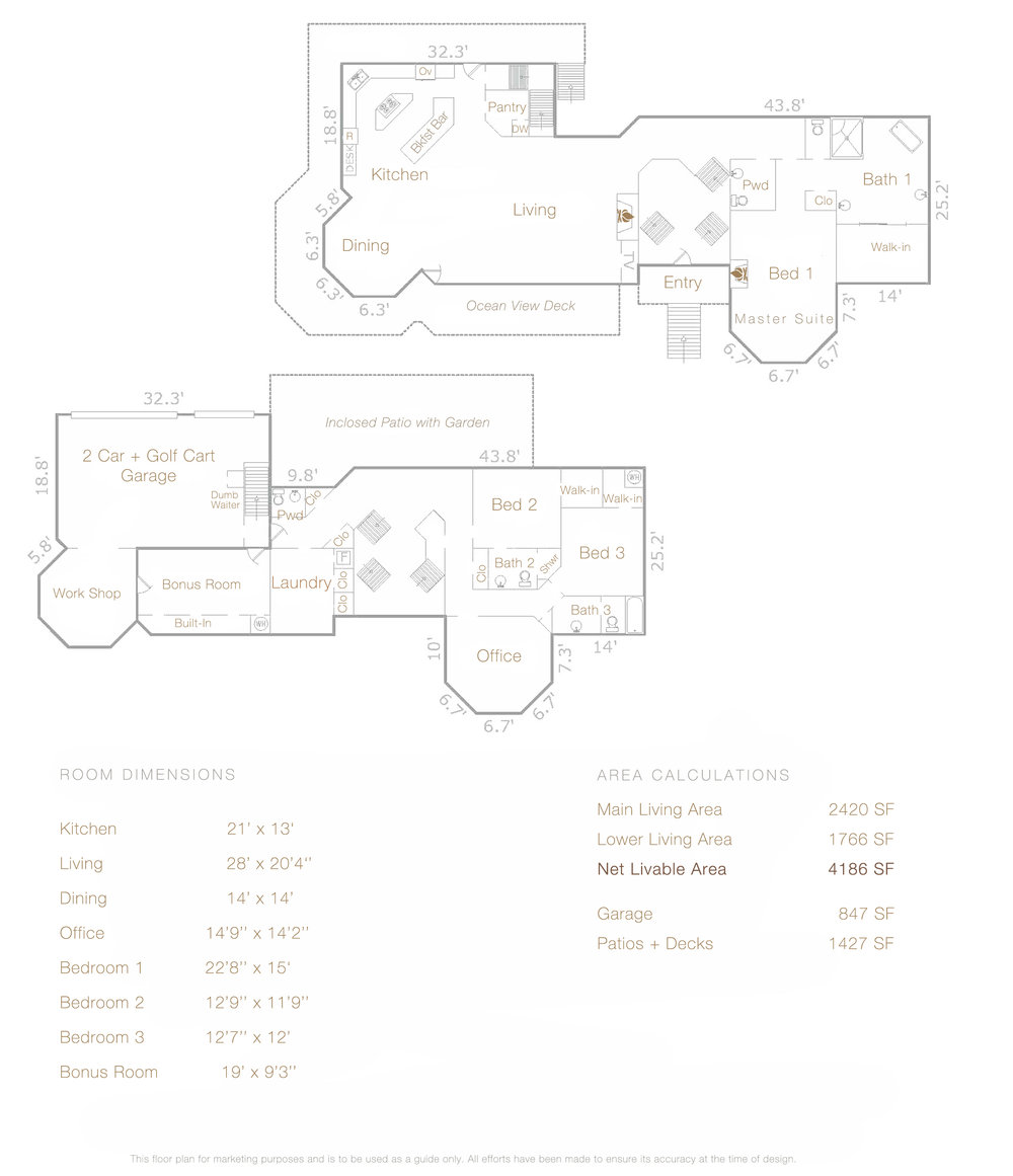 1003 Rodeo Rd Floor Plan. 1jpg
