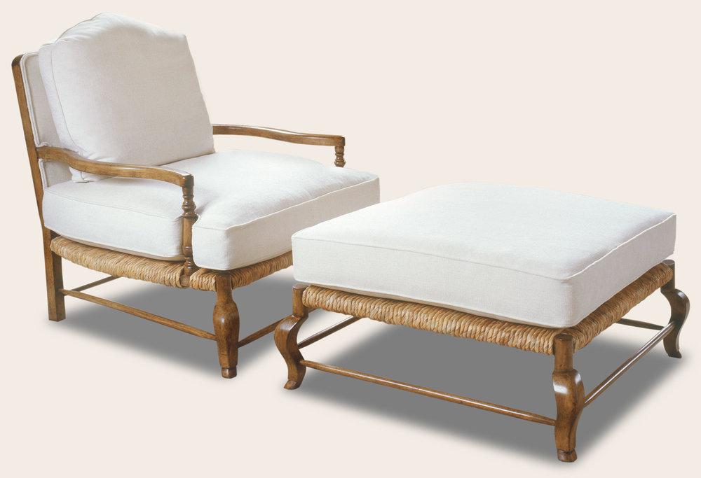 Cayo Lounge Chair Detail