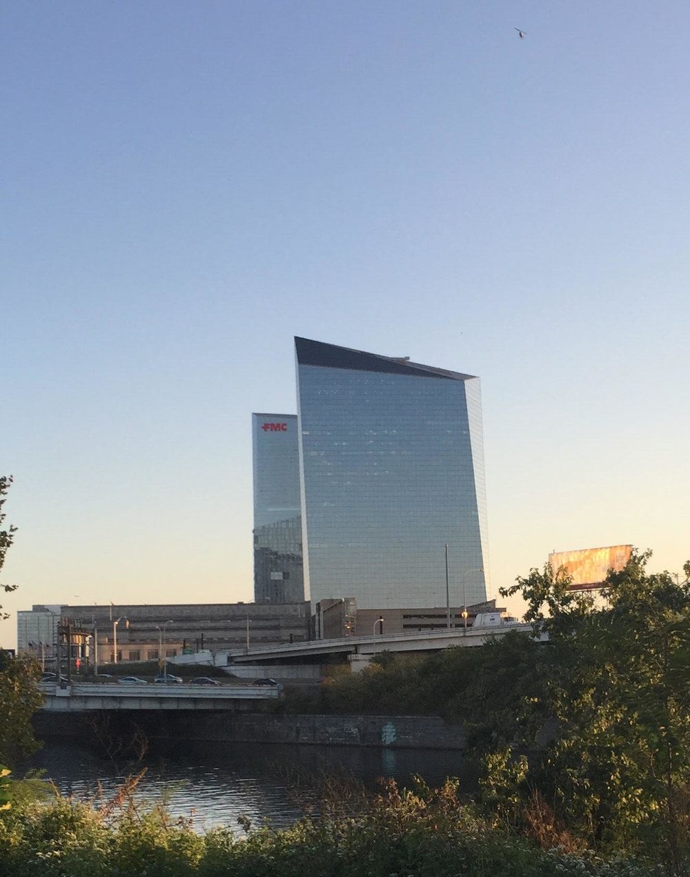 Cira Center - 90% of workers arrive by transit
