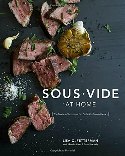 One of Many Great Sous Vide Cookbooks