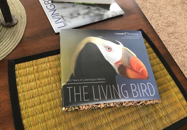 The Living Bird - By Gerrit Vynand the Cornell Lab of Ornithology