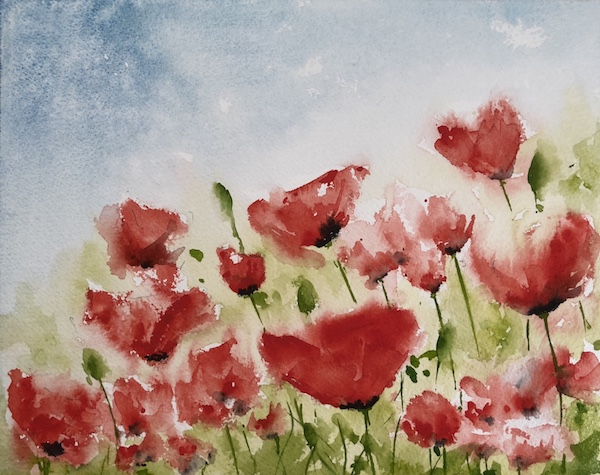 Poppies [SOLD]