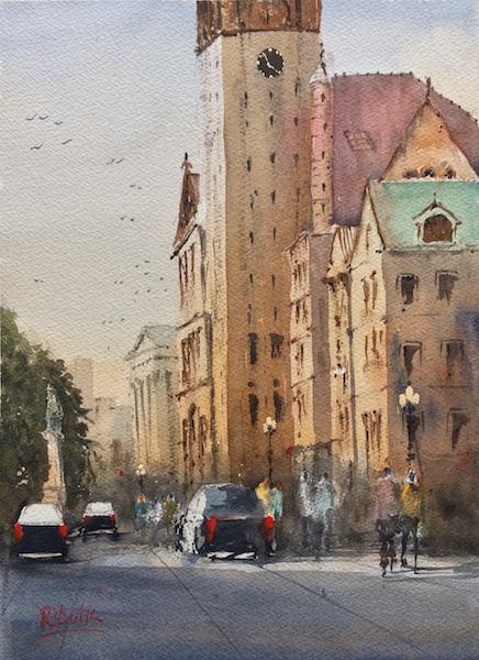 City Hall [SOLD]
