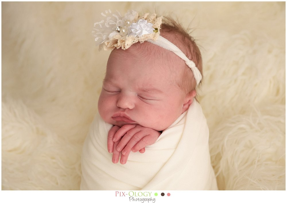Bethlehem newborn session