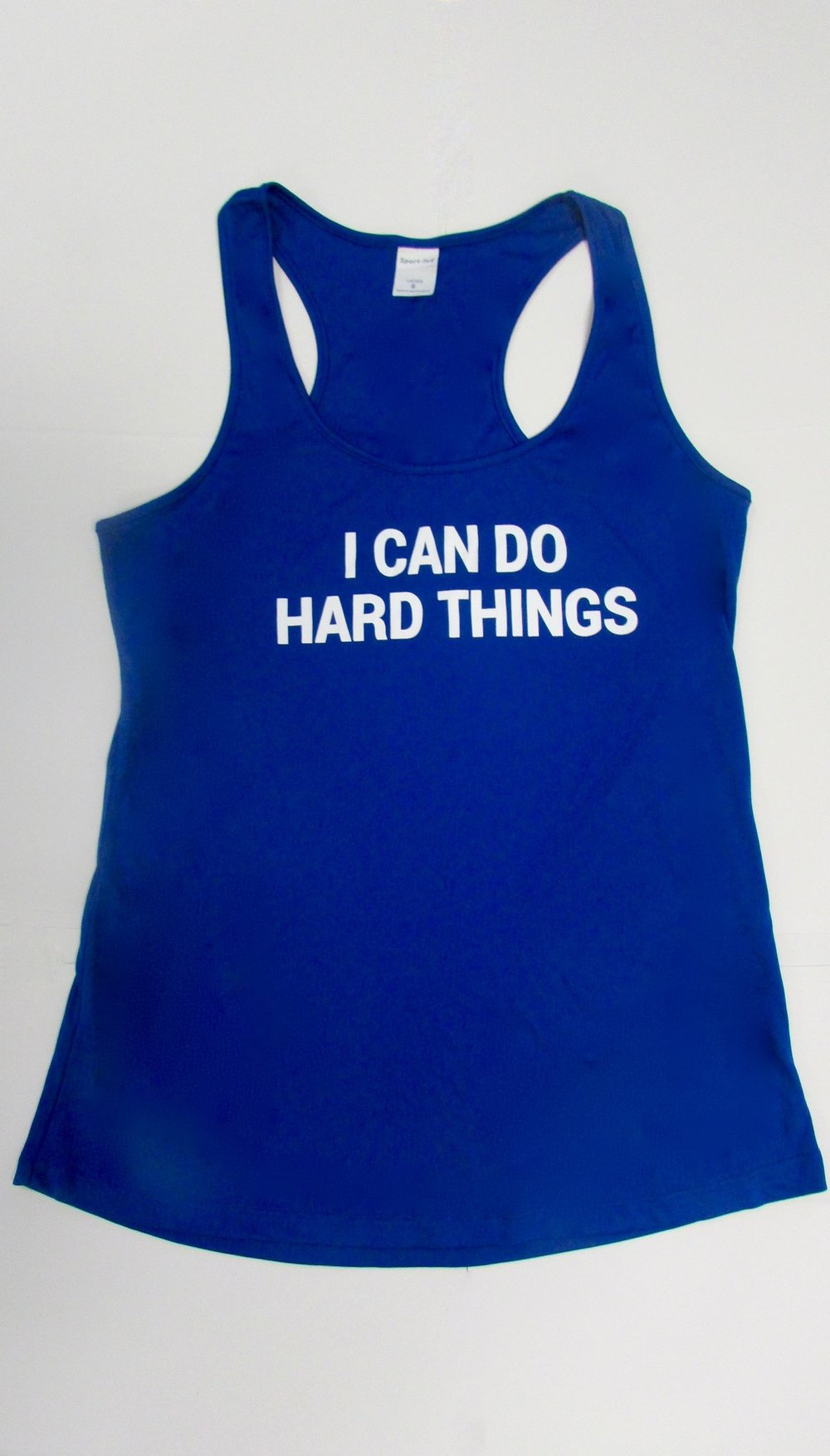I can Do Hard Things Tank $23.95             Photo from  HerTribeAtheletics.com
