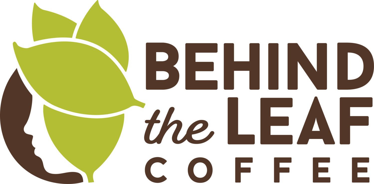 Behind the Leaf Coffee