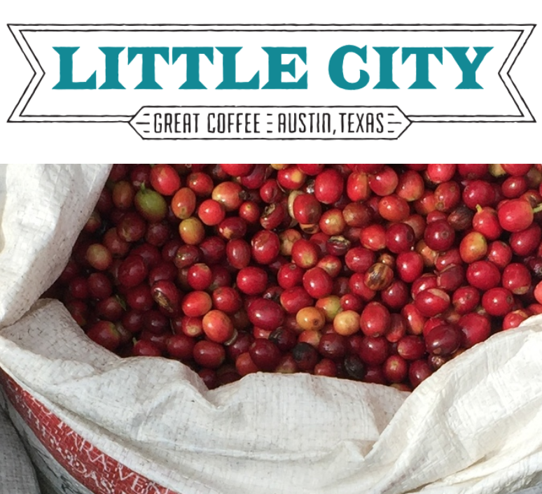 Little City    If you live in the United States, Little City is one of the best places to order our coffee. Little City buys and roasts all the coffee from one of the villages in which we work.