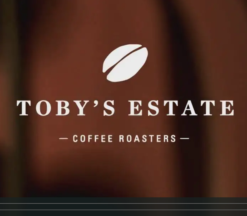 Toby's Estate Coffee Roasters    Toby's Estate Coffee is a coffee roaster based in Australia. In their search for products, they strive to get as close to the growers and producers as possible. To achieve this they cut out the middlemen importers and use direct trade where possible.