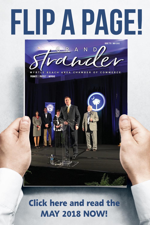 Grand Strander - May 2018