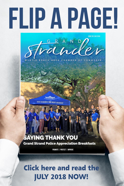 Grand Strander - July 2018