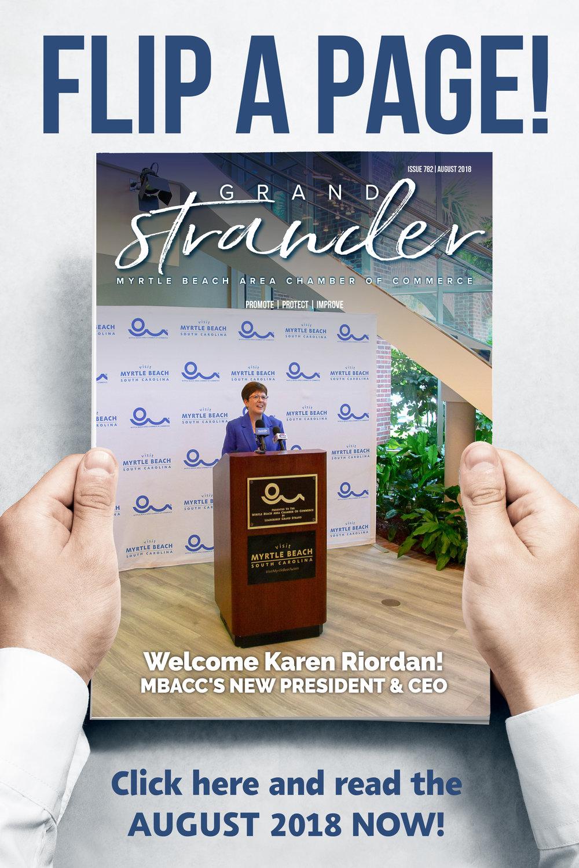Grand Strander - August 2018