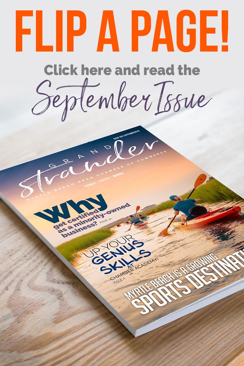 Grand Strander - September 2018