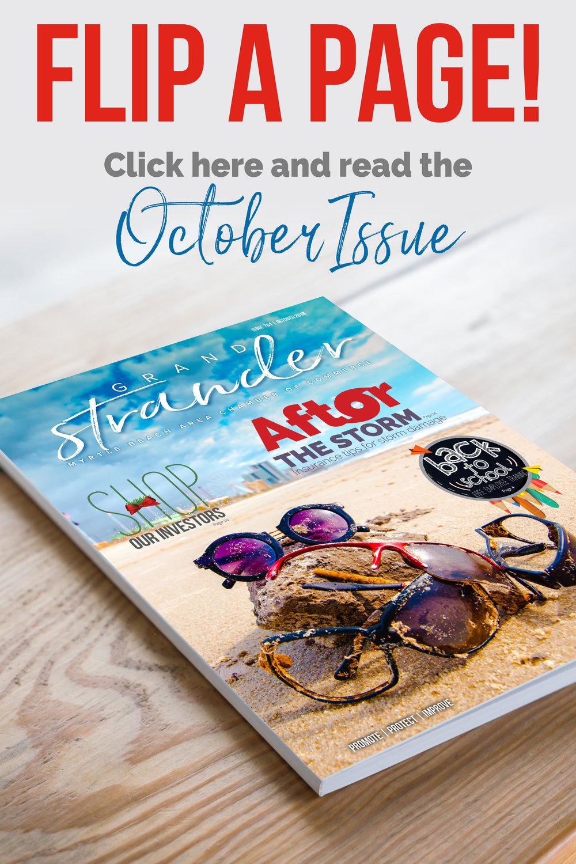 Grand Strander - October 2018